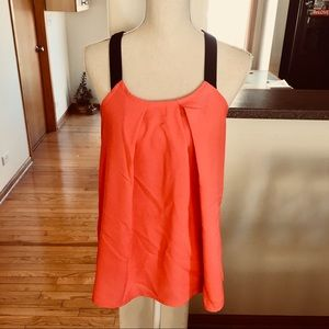 SILKY CORAL TOP